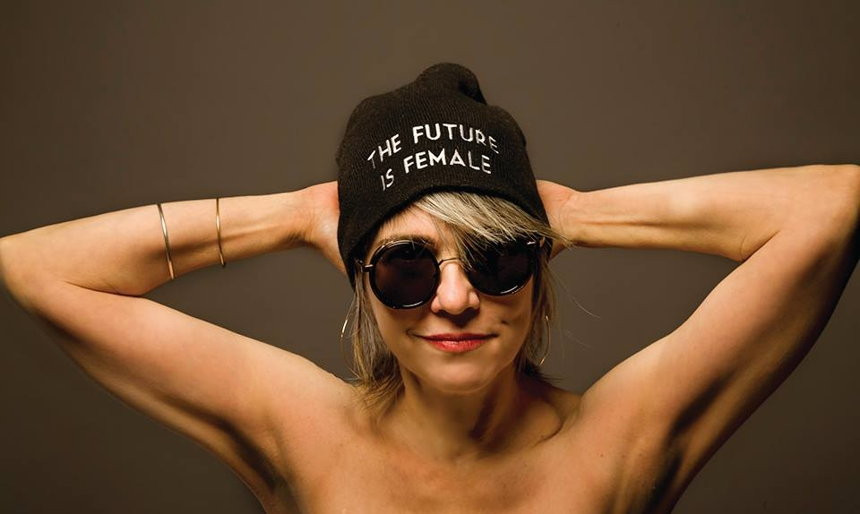 Theodora Ntovas talks about her ''Yasou'' skincare  vision.