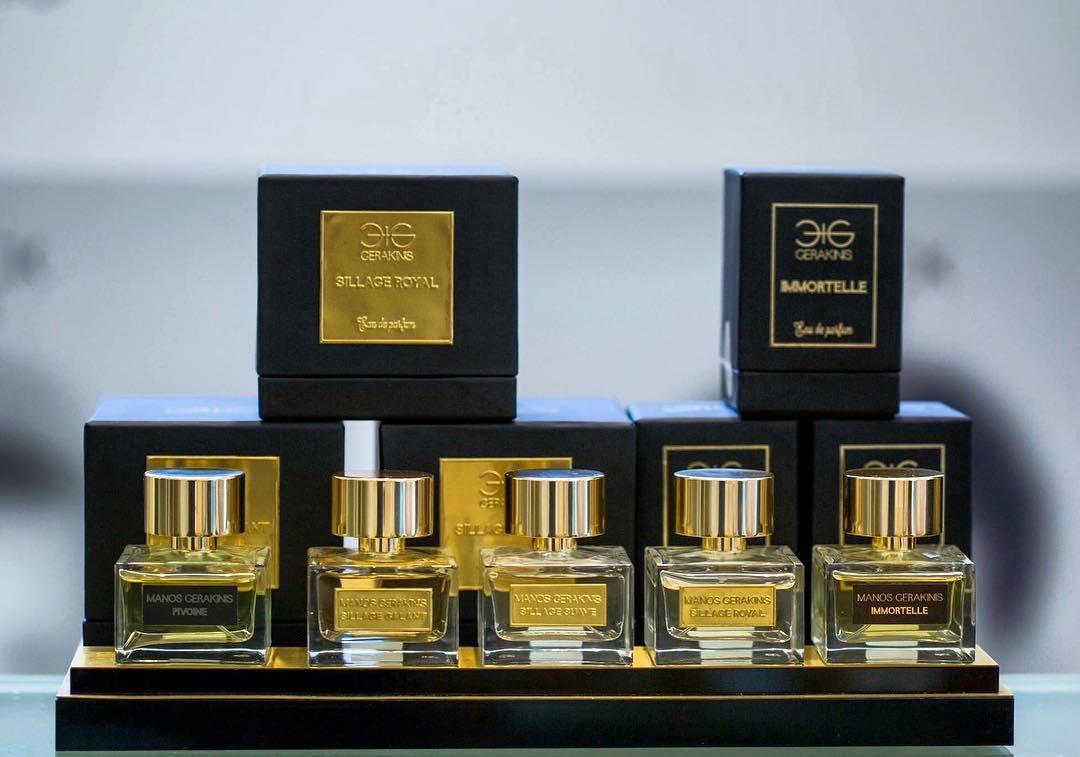 Manos Gerakinis Parfums.