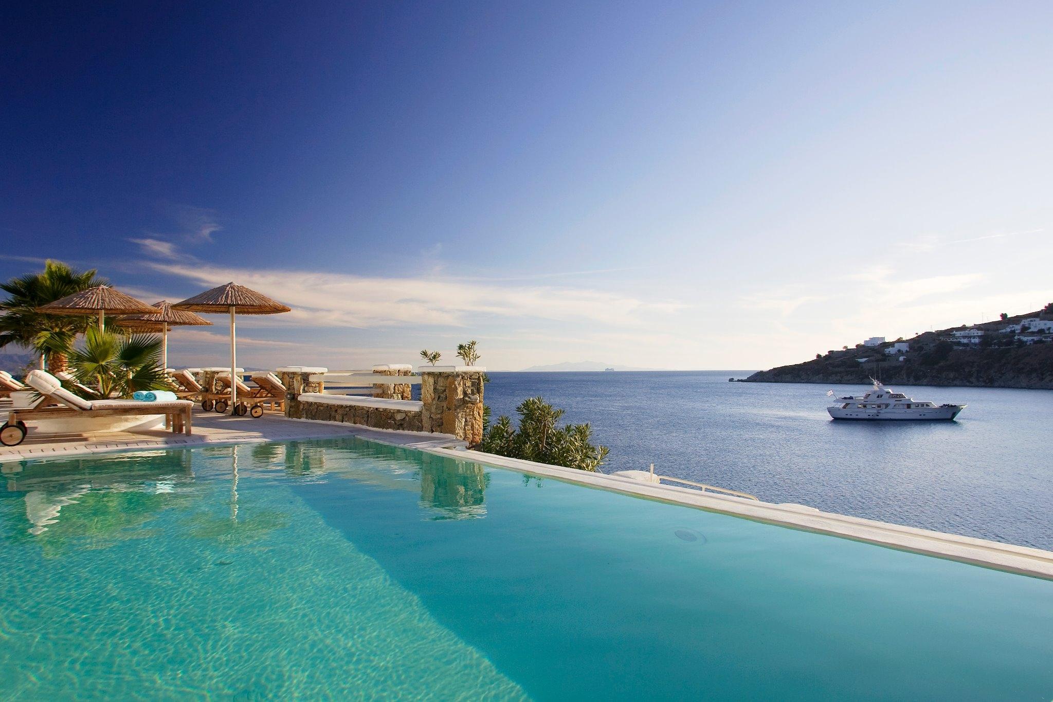 Nissaki Boutique Hotel/ Mykonos island
