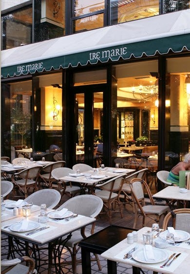 Tre Marie restaurants Thessaloniki