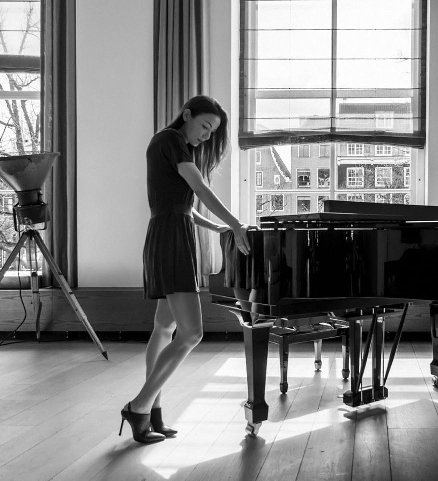 Margo Nancyfor -Pianist, Composer and Vocalist.
