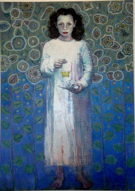 Smaragda Papoulia Painter.