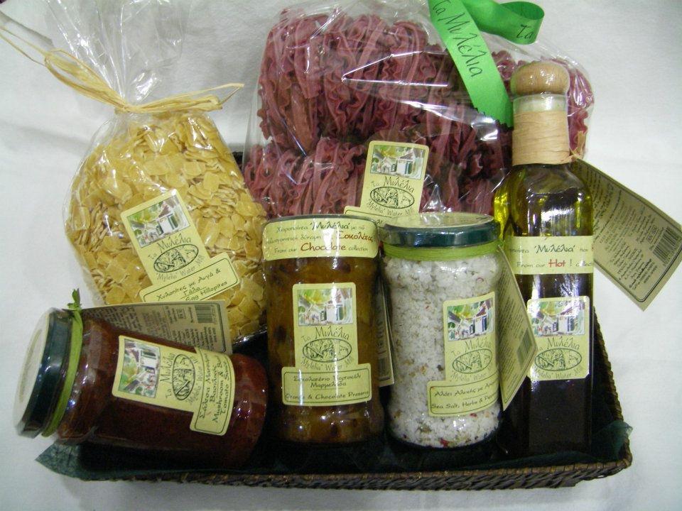 TA MYLELIA local food products