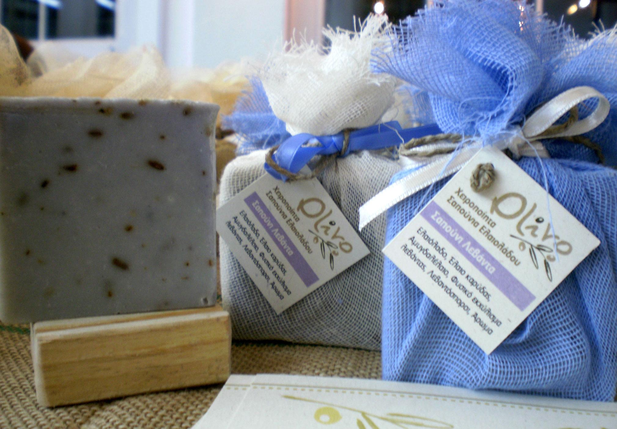 Olivo natural soaps