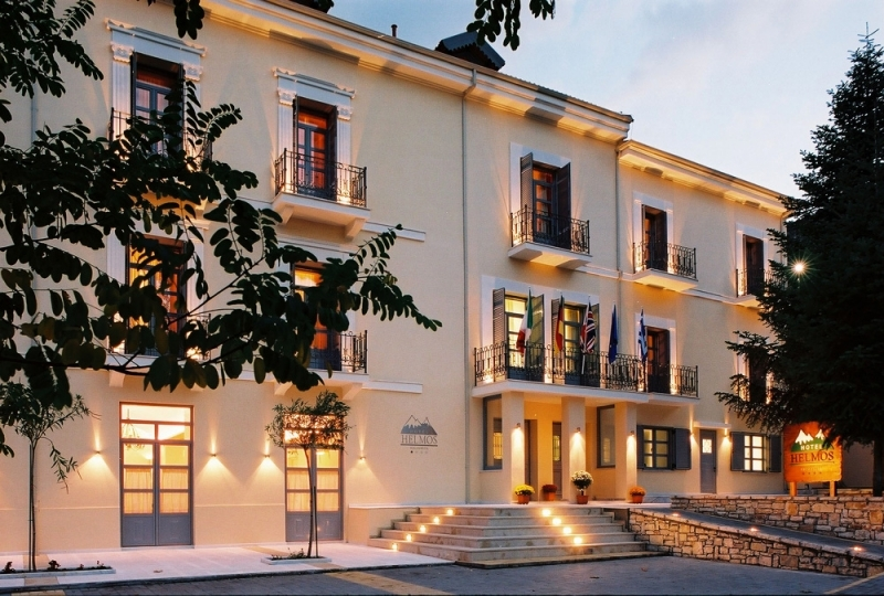Hotel Helmos  KALAVRITA