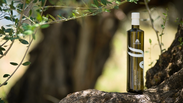 ''Farm Bouzala''. Premium Extra Virgin Olive Oil from Kalamata Greece.