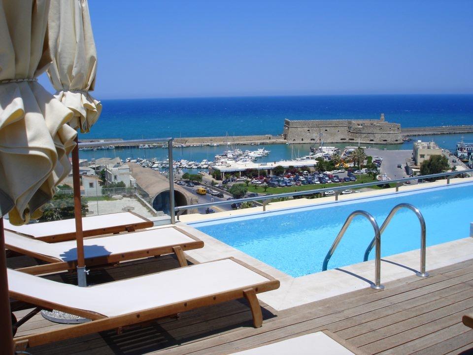GDM MEGARON LUXURY HOTEL Heraklion - Crete
