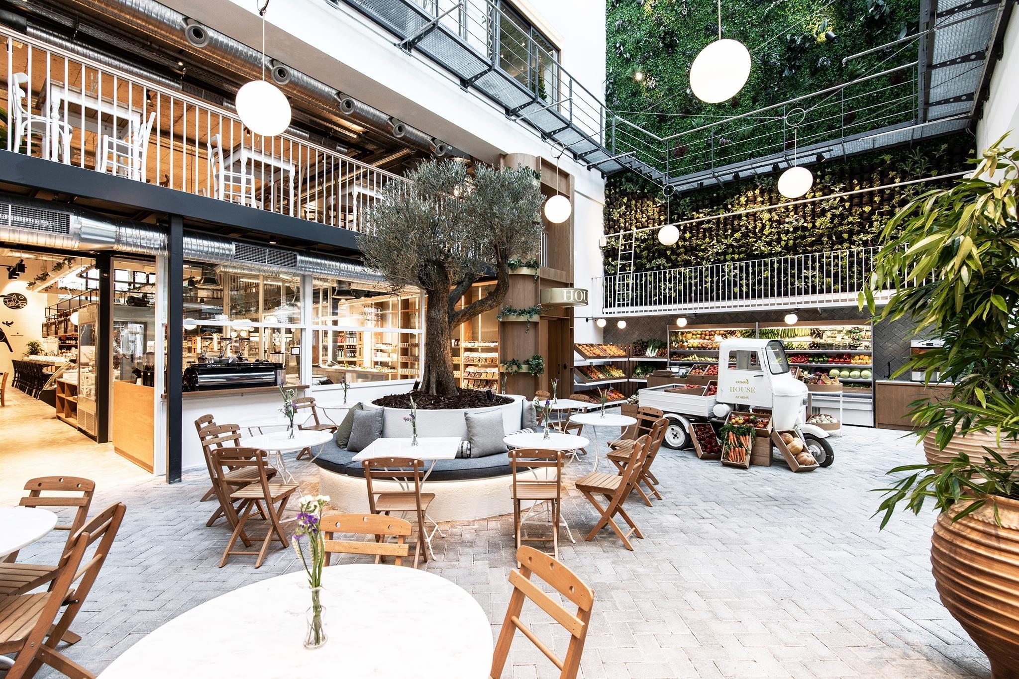''ERGON House Athens -A new way of living.
