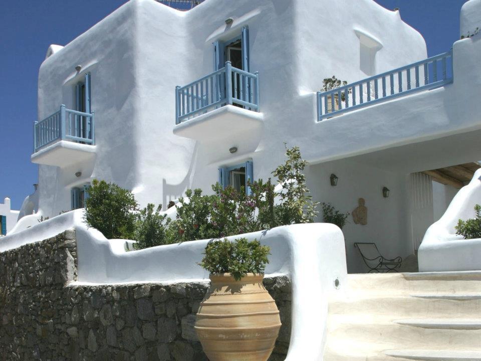 Harmony Boutique Hotel - Mykonos Island Greece.
