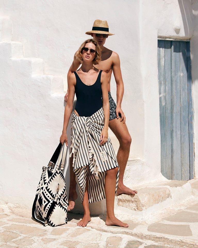 ''Sea You Soon'' Beach Towels.