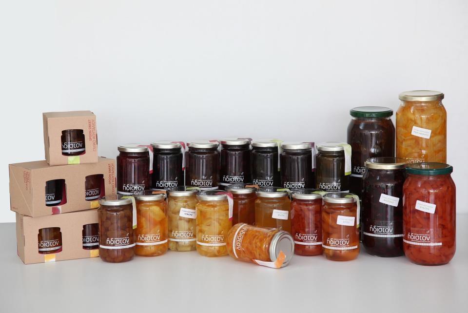 IDISTON - Hand made spoon sweets