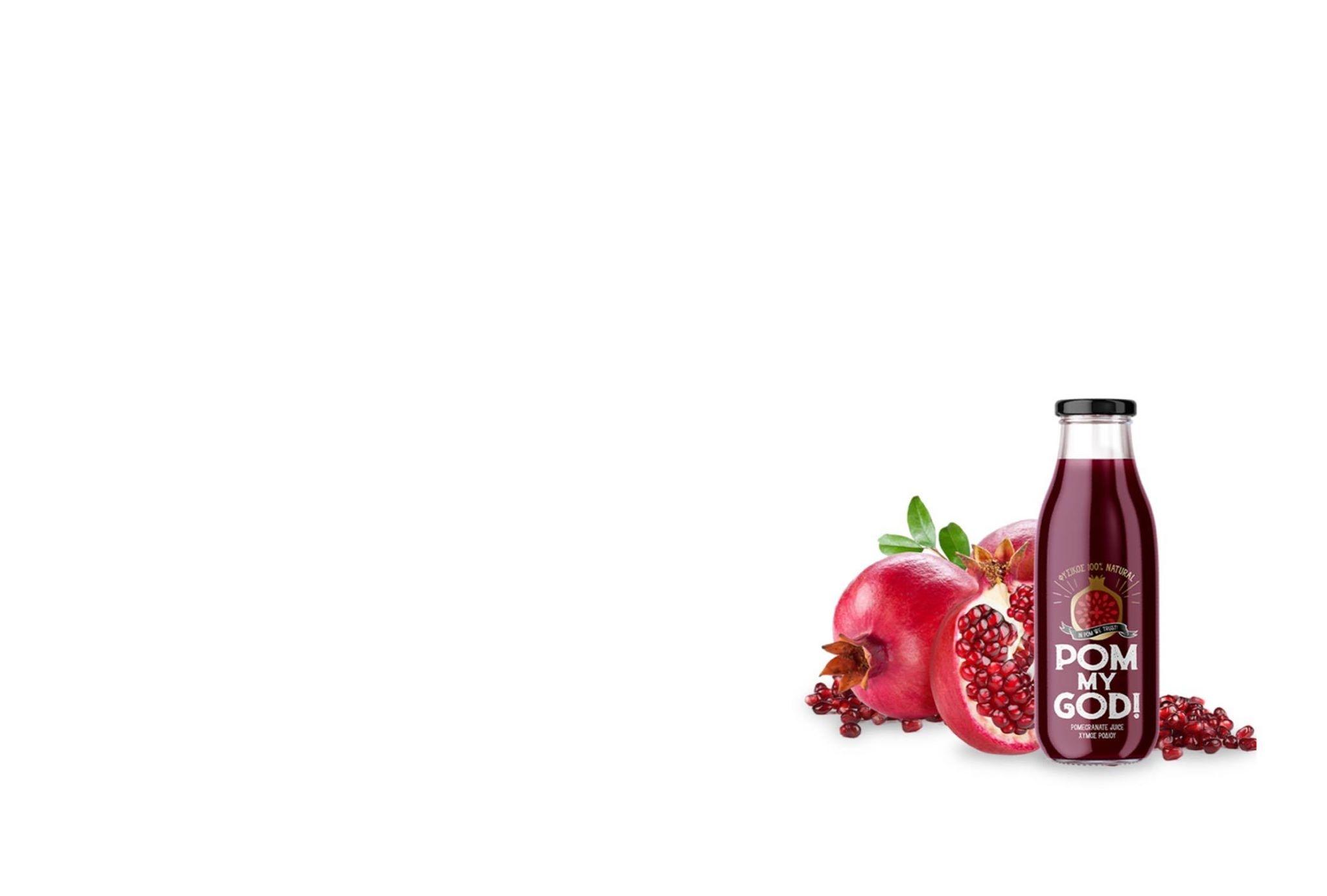 Pom My God / Fine Pomegranate Products
