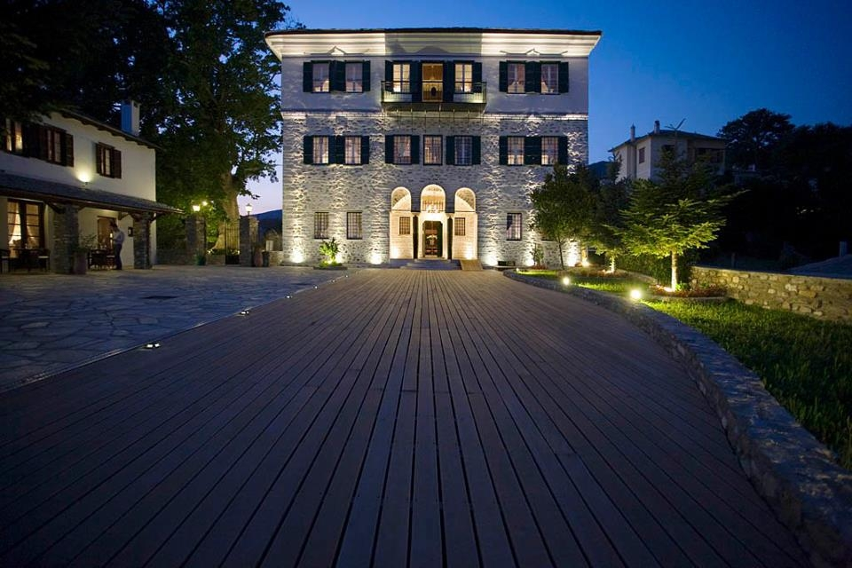 Despotiko Hotel Portaria