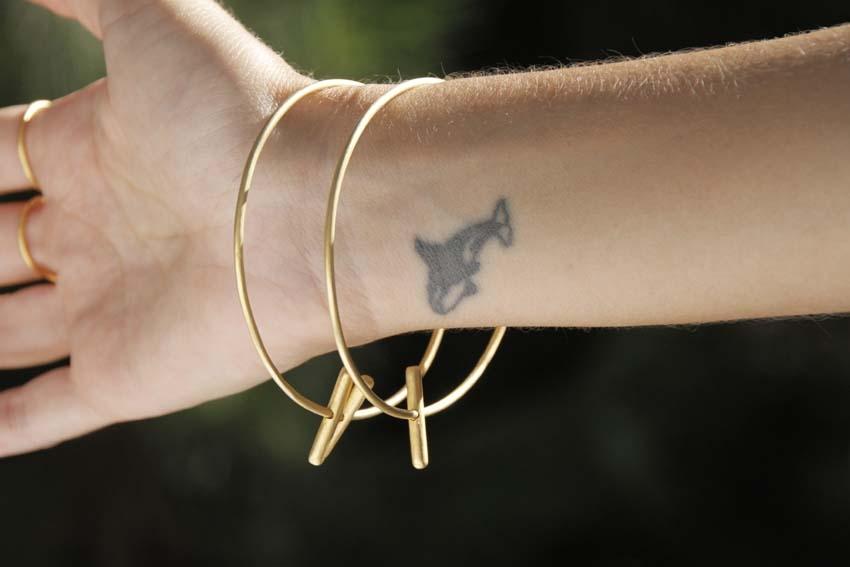 Sophia Koutsoukou jewellery creations