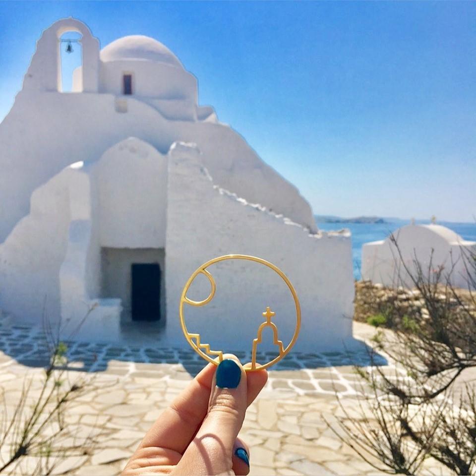 Lilian Syrigou - Art & Handmade jewellery