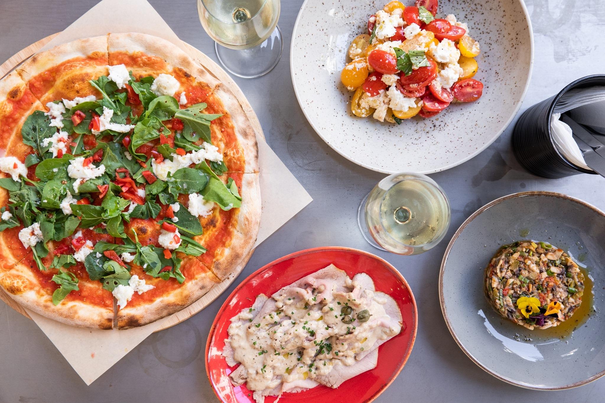 Meno Male / Pizza & Vino