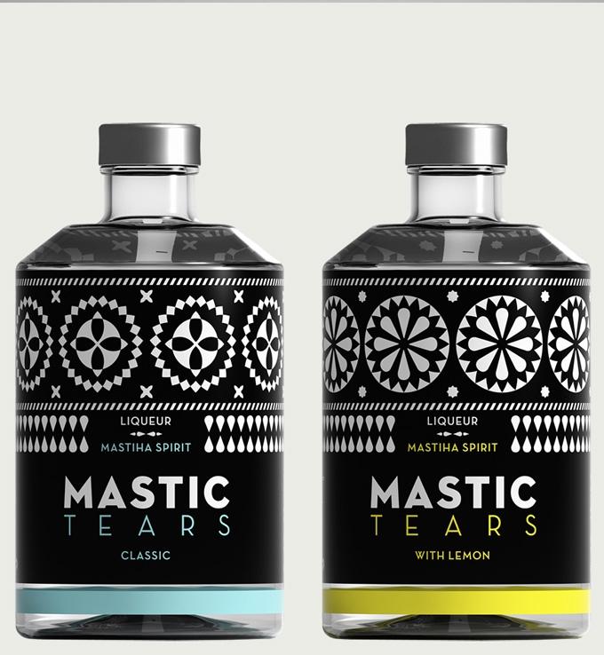 ''Mastic Tears Liqueur''