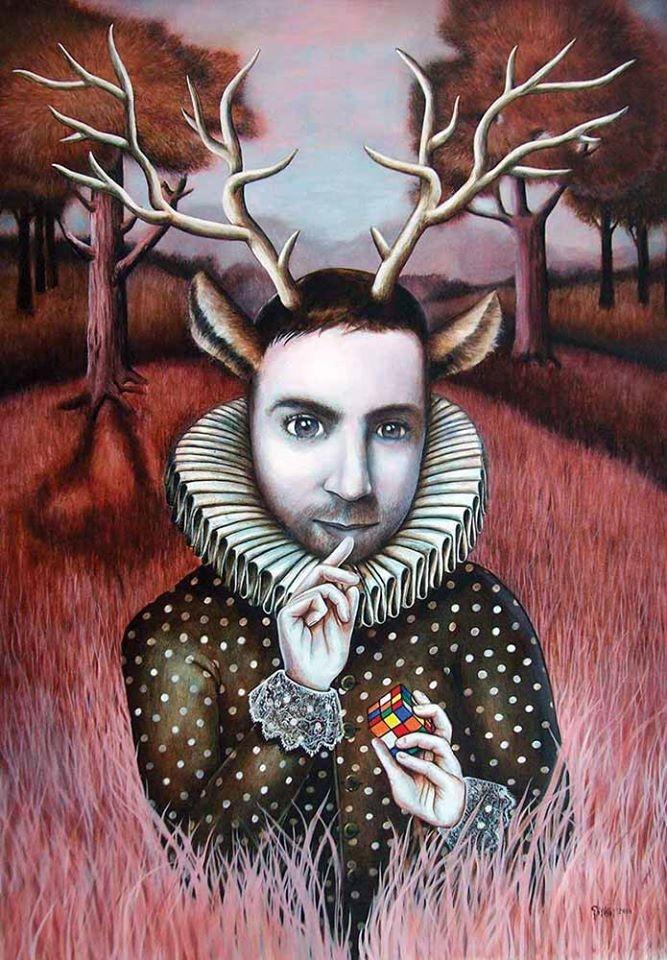 Nikos Siskos / Painting