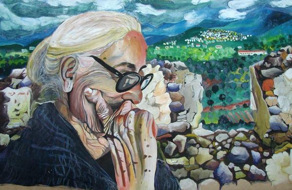Andreas Psarakos artist