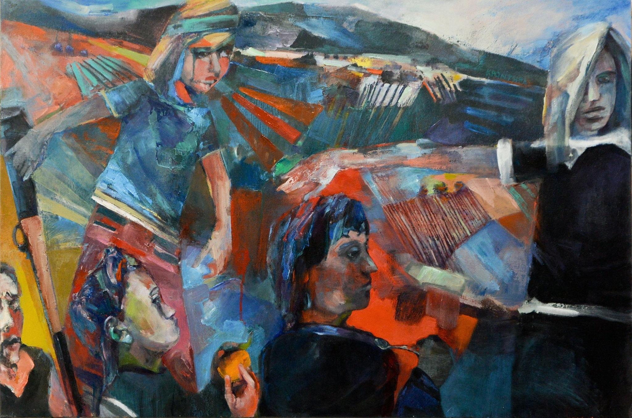 Marina Krontira - Painting