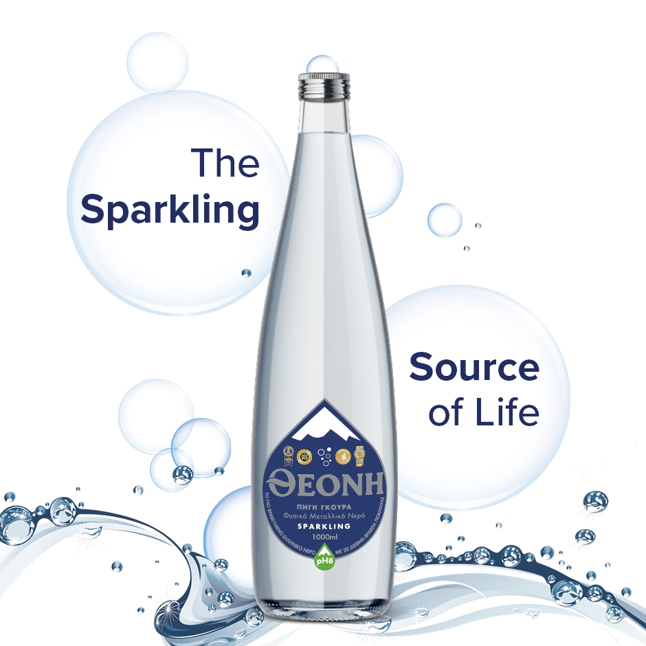 Theoni Natural Mineral Water