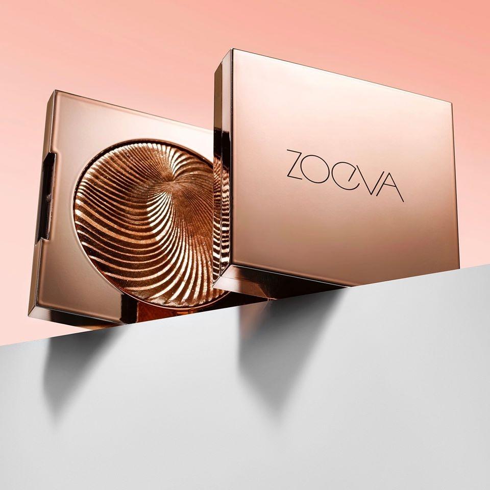 ''ZOEVA'' Cosmetics by Zoe Boikou.