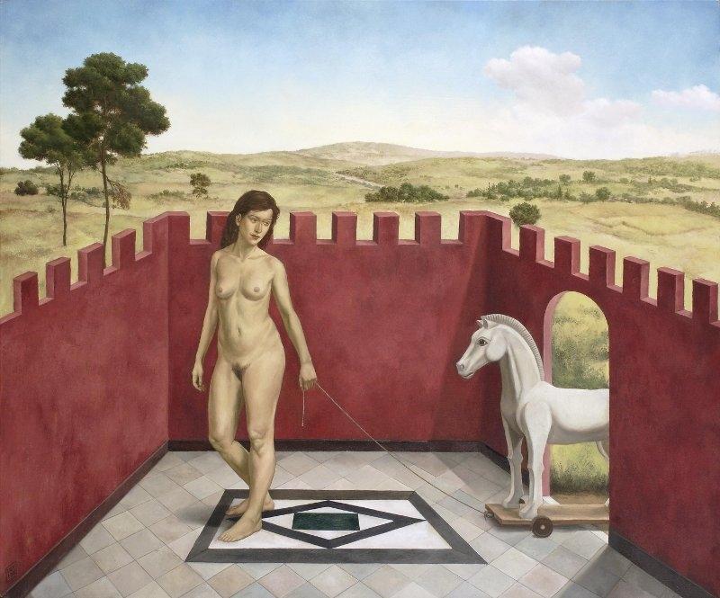 Angelidis Nikos -Artist
