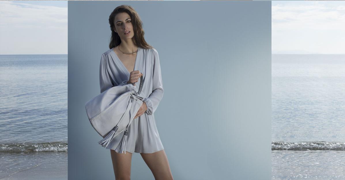 ''Greek fashion Abroad'' by Fani Mari.
