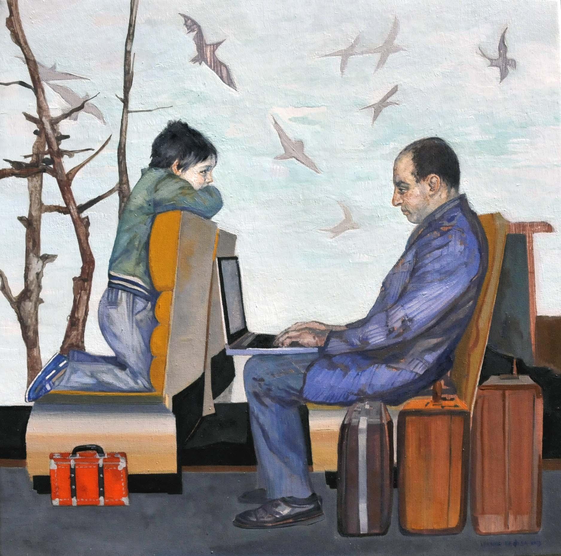 Ioanna Kafida artist