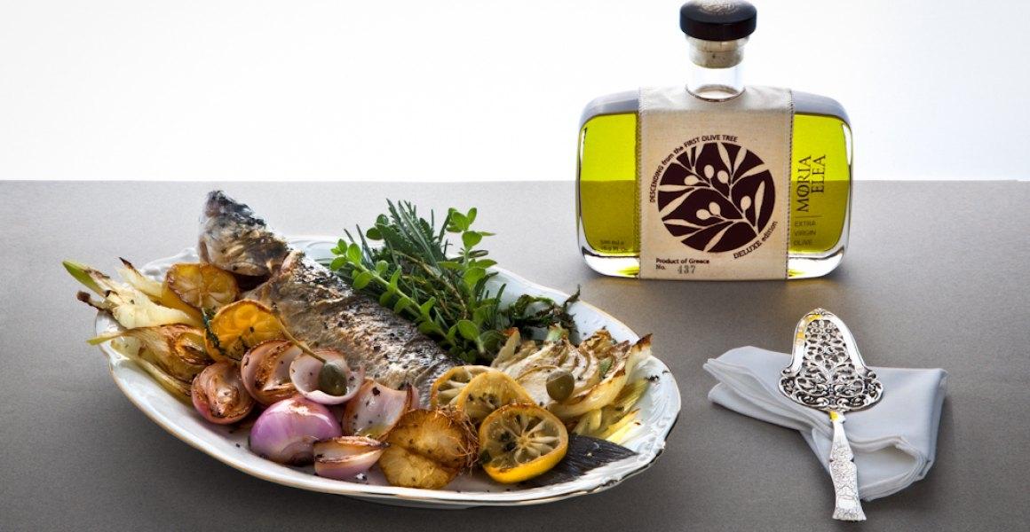 Moria Elea Premium Extra Virgin Olive Oil