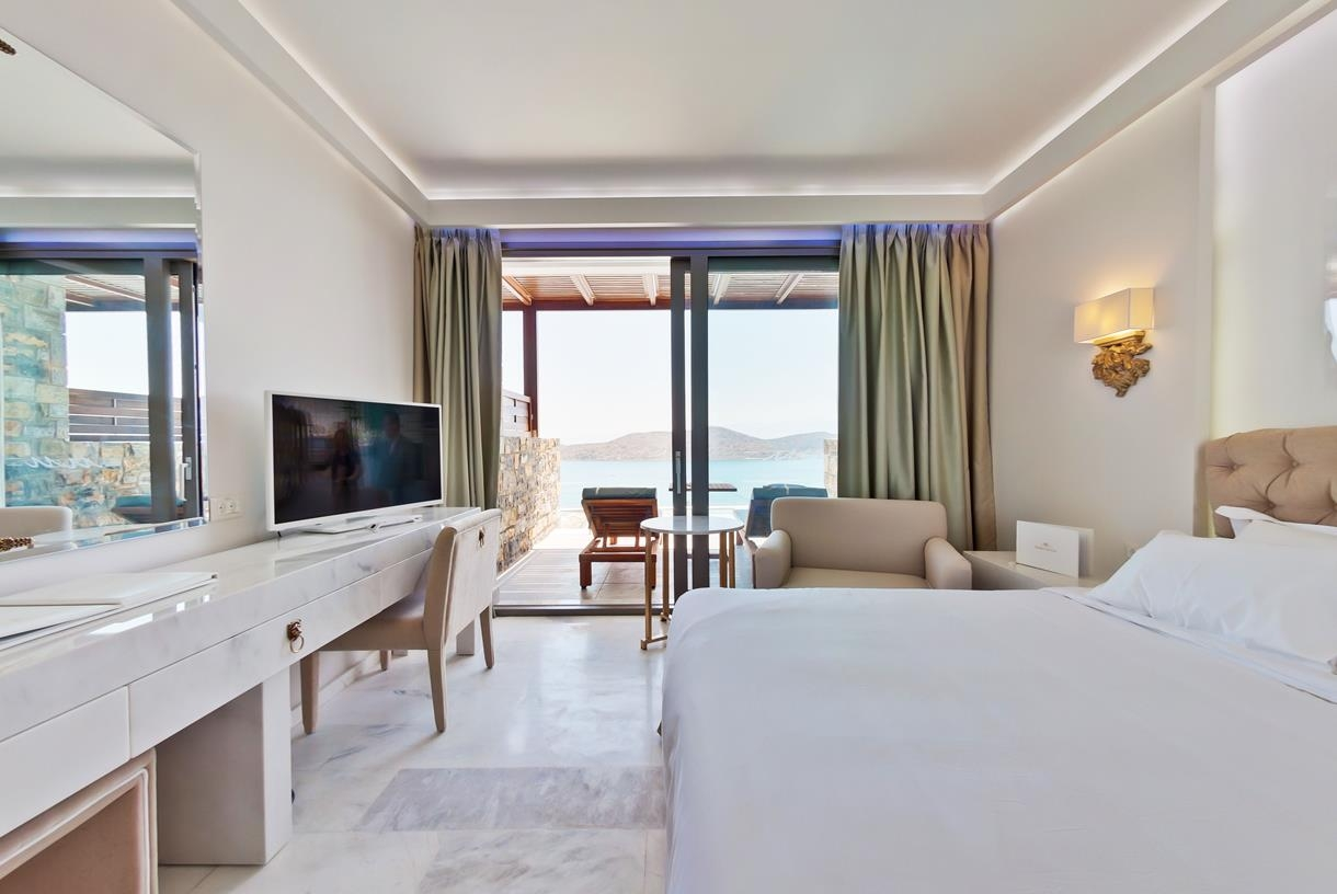 Royal Marmin Bay Boutique & Art Hotel-Elounda Crete