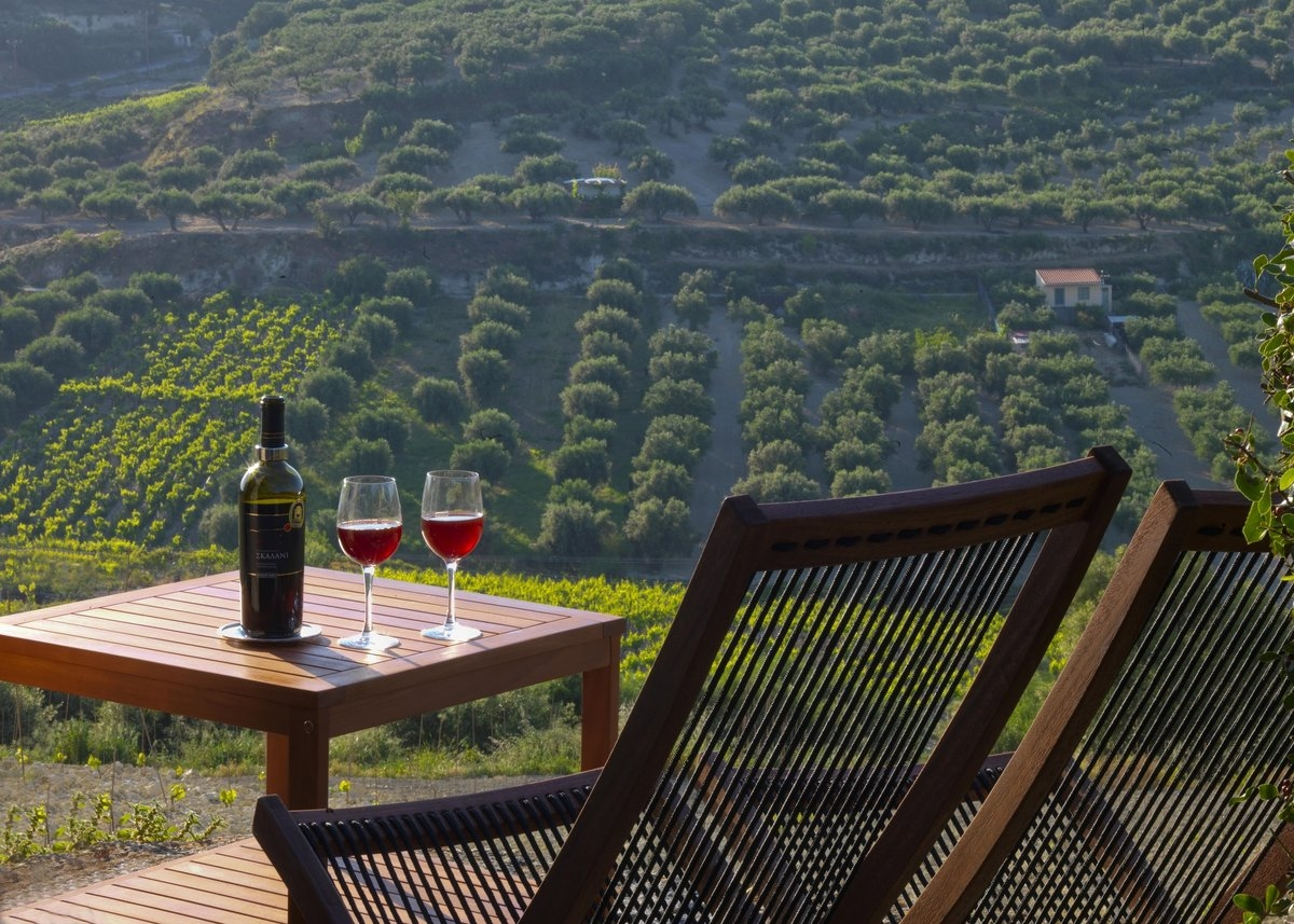 Scalani Hills Boutari Winery & Residences-Crete