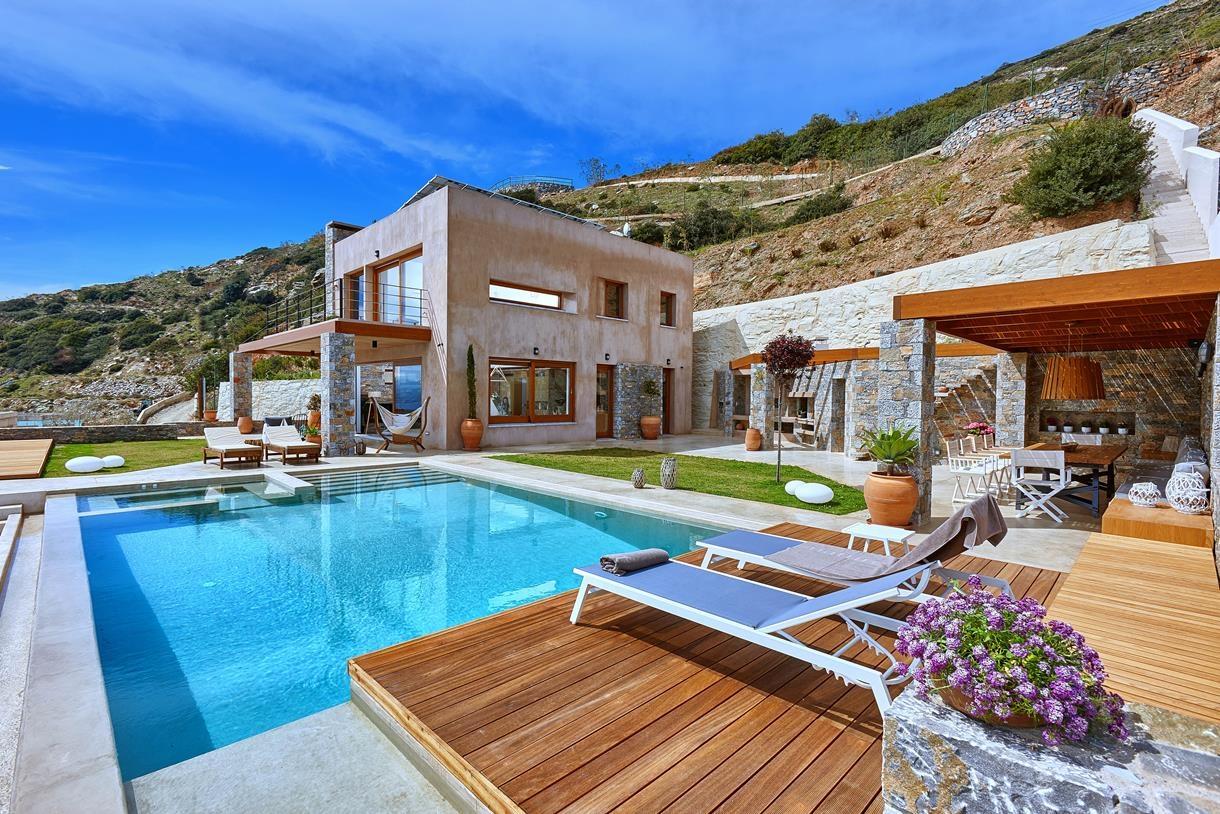 ''Villa Octo''- Heraklion Crete