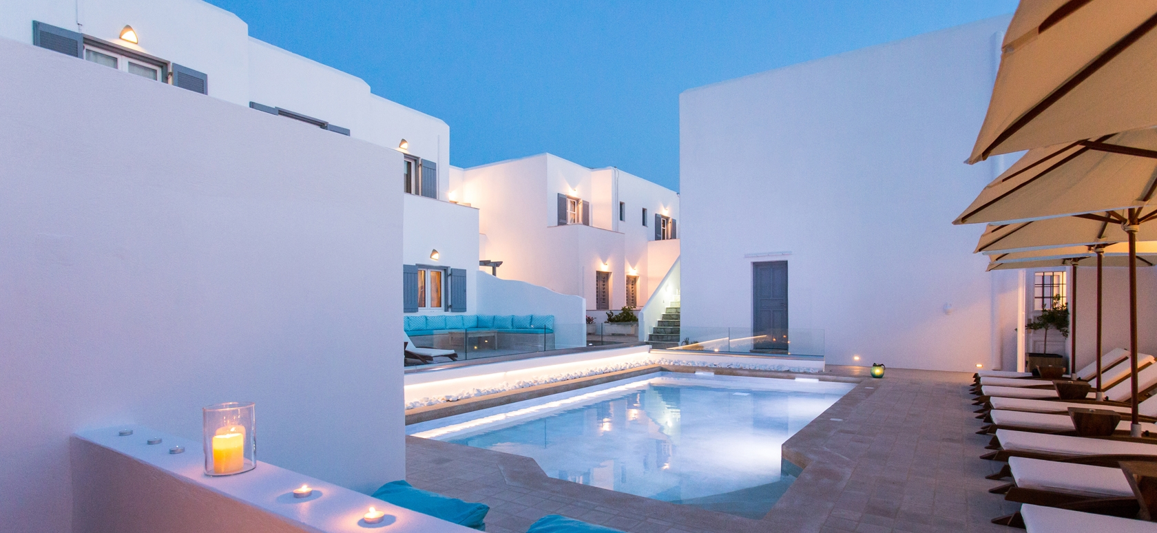 Villa Kelly Rooms and Suites -Paros