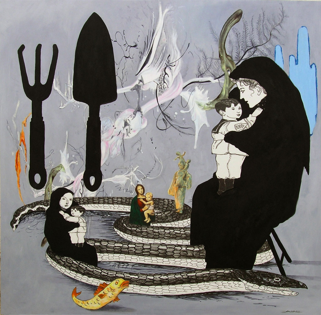 Manolis Anastasakos / Artist