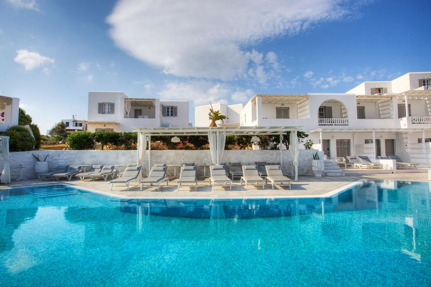 Minois Village Hotel Suites and Spa- Paros
