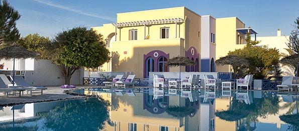 Acqua Vatos Hotel Santorini