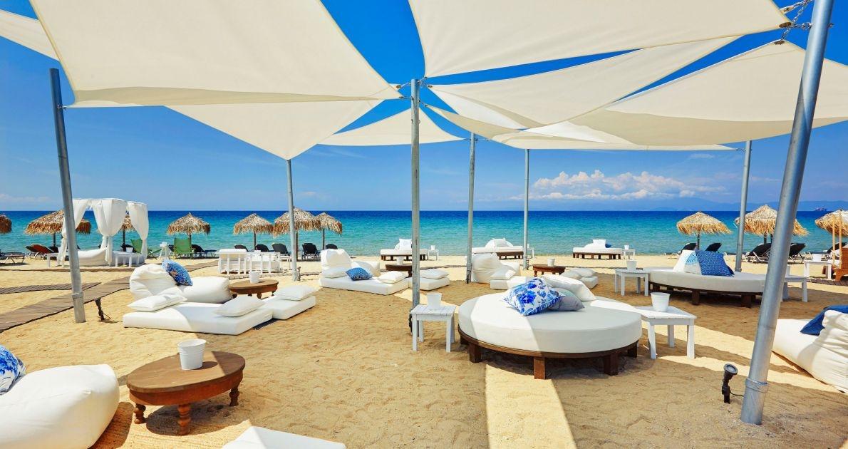 ''Ilio Mare resort'' - Thassos