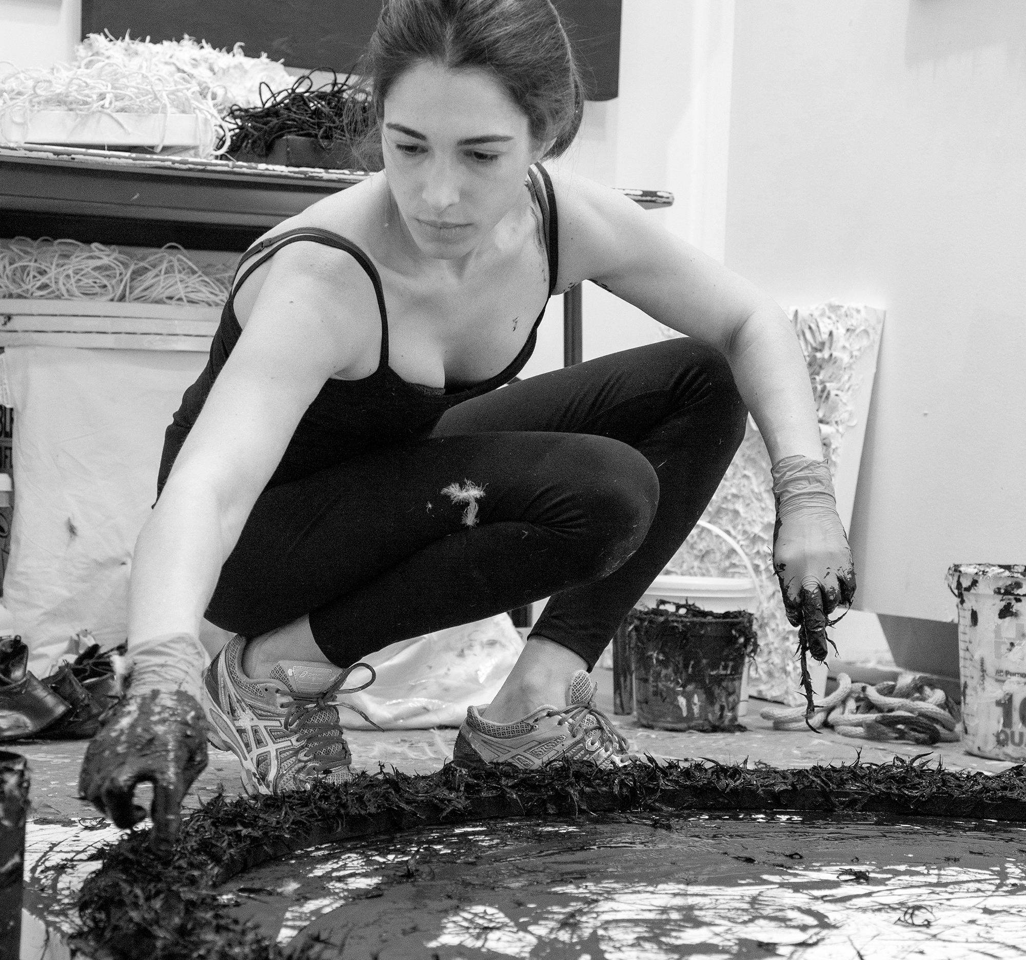 Maria Fragoudaki / Artist