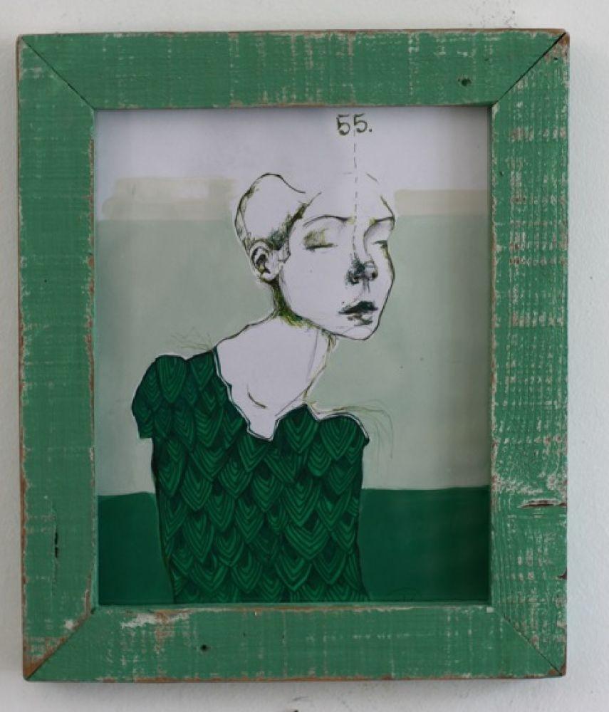 Petroula Krigkou -Artist