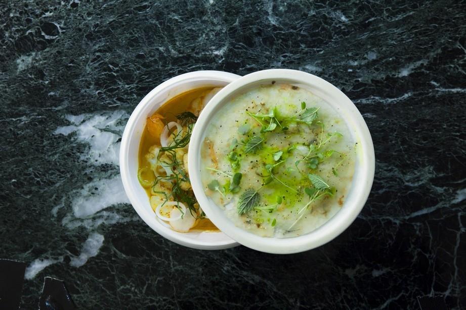 Abovo Restaurant - Honest Gastronomy