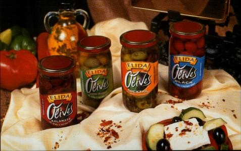 Elko olives