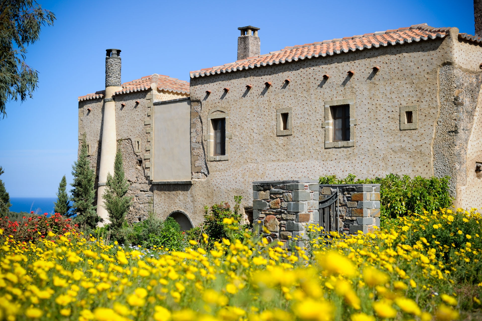 KINSTERNA HOTEL & SPA IN MONEMVASIA