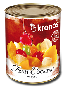 Kronos Quality Canned Fruit Products