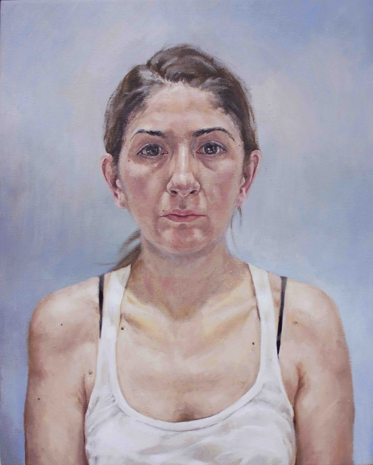 Maria Marinou / Painting
