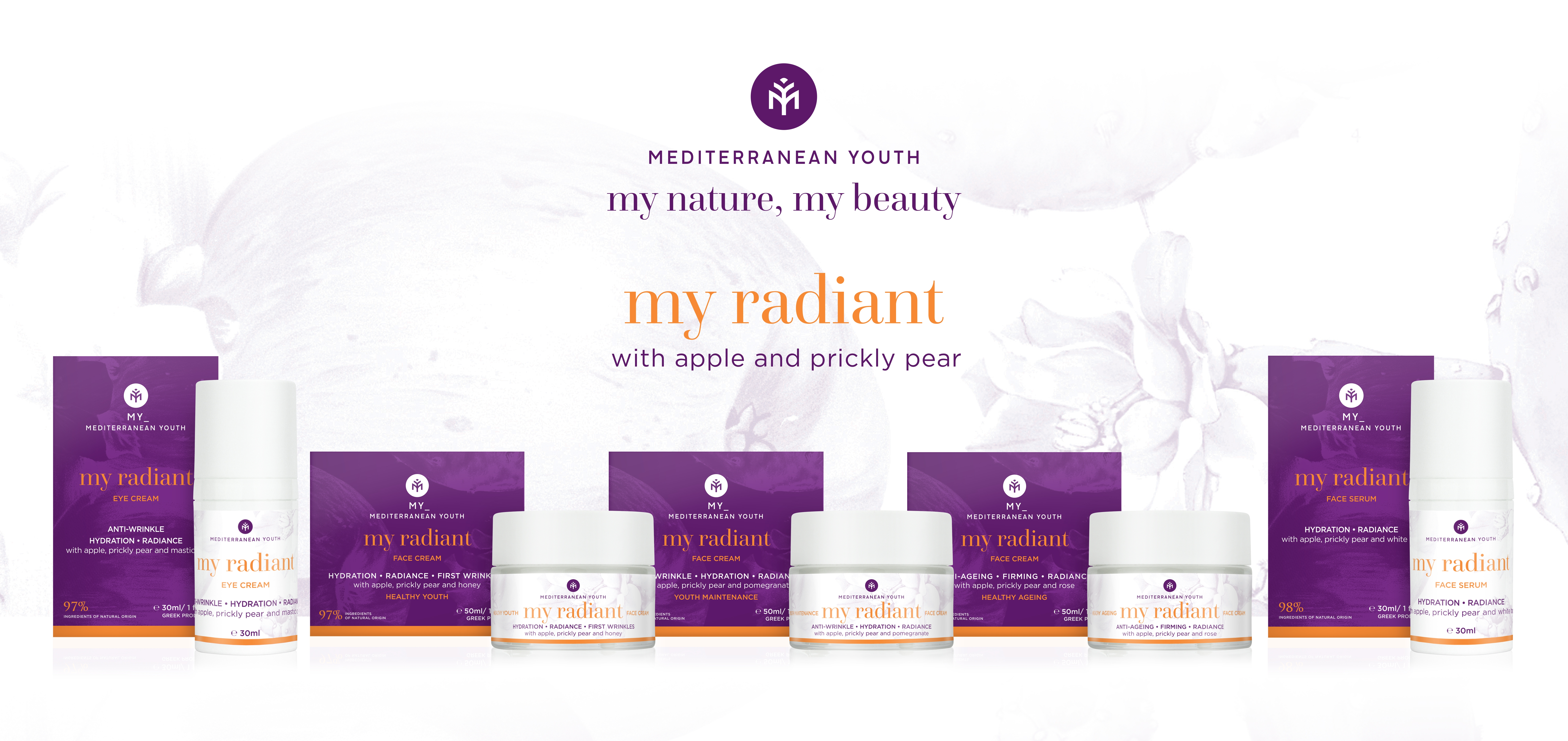Mediterranean Youth Cosmetics