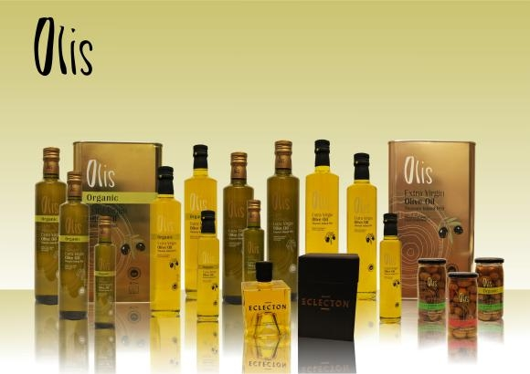 Extra Virgin Olive Oil & Olive Products