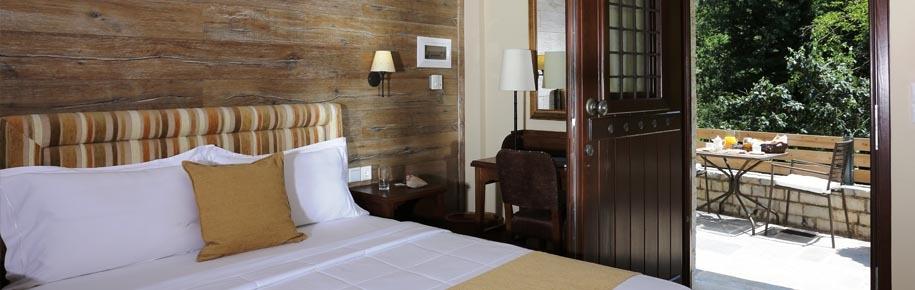 Gamila Rocks - Hotel in Zagoria
