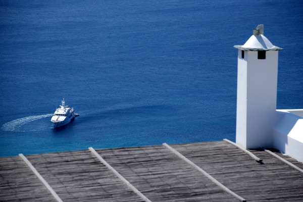 ANDROS PRIVE SUITES - CYCLADES