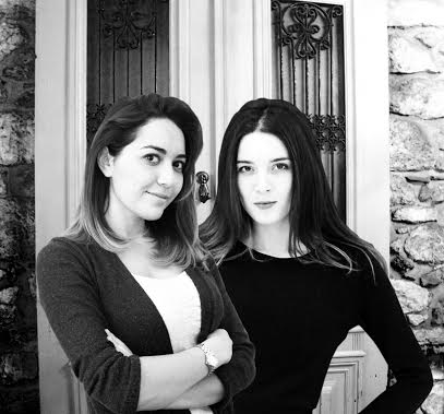Anthe & Vasiliki Mitrakos, publishers & editors of Portes Magazine answer in our questions.